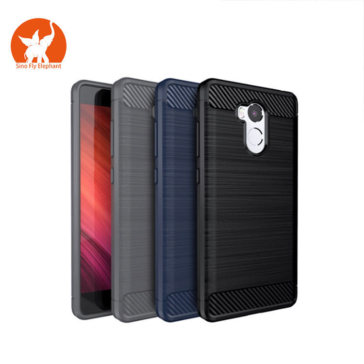 Best quality factory direct fashionable carbon fiber mobile phone case