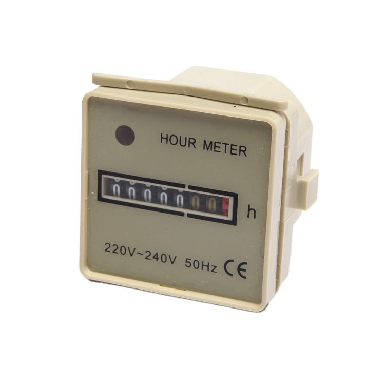 DAQCN Branded Insert Type HM-1 Hour Counter Hour Meter Counter