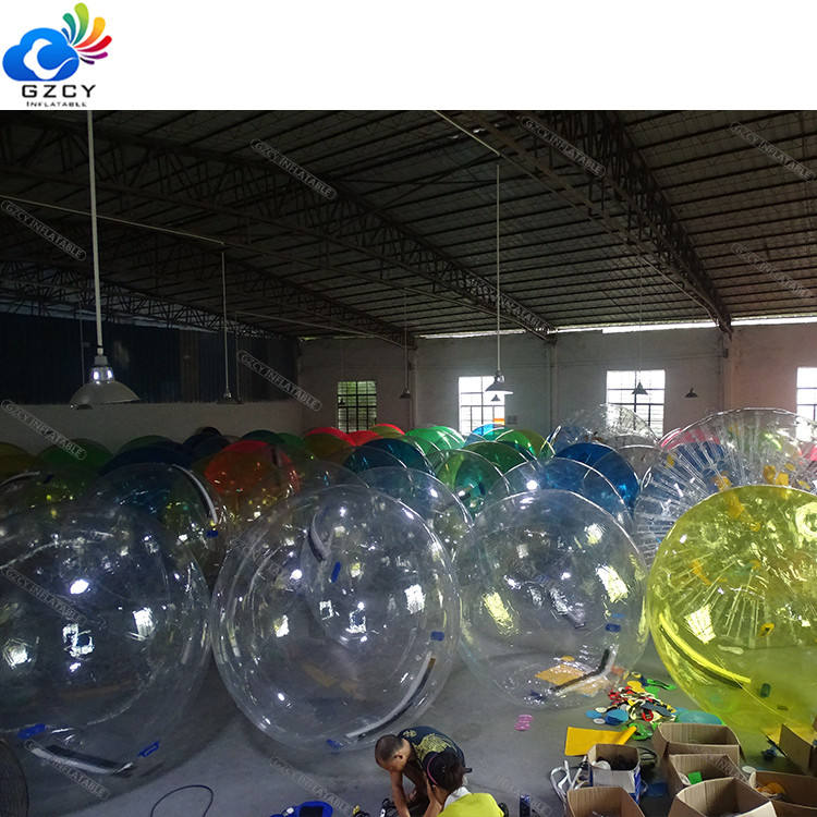 Best Quality Human Water Bubble Ball / Inflatable Water Walking Balls With Pool / Swim Pool