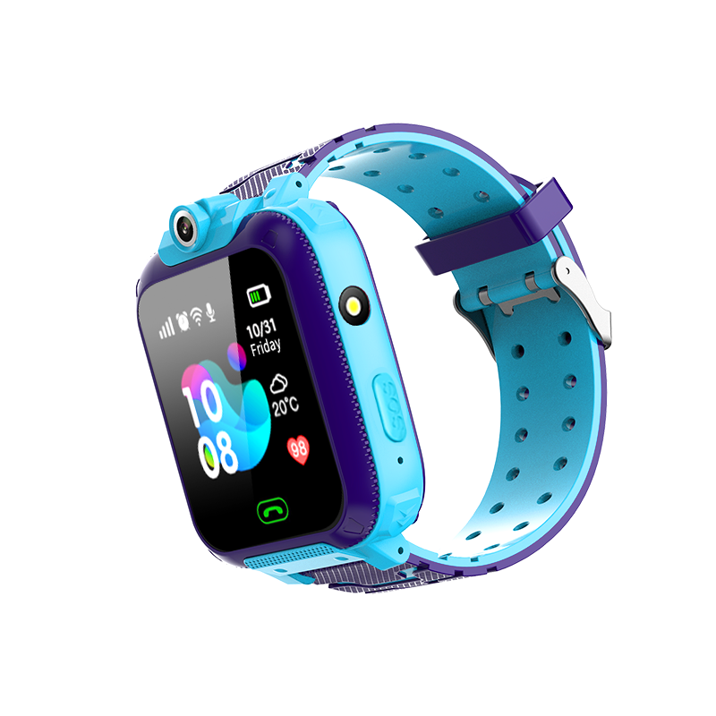 Top selling Child LBS Tracker SmartWatch Kids Smartwatch for Children with SIM Phone SOS Function