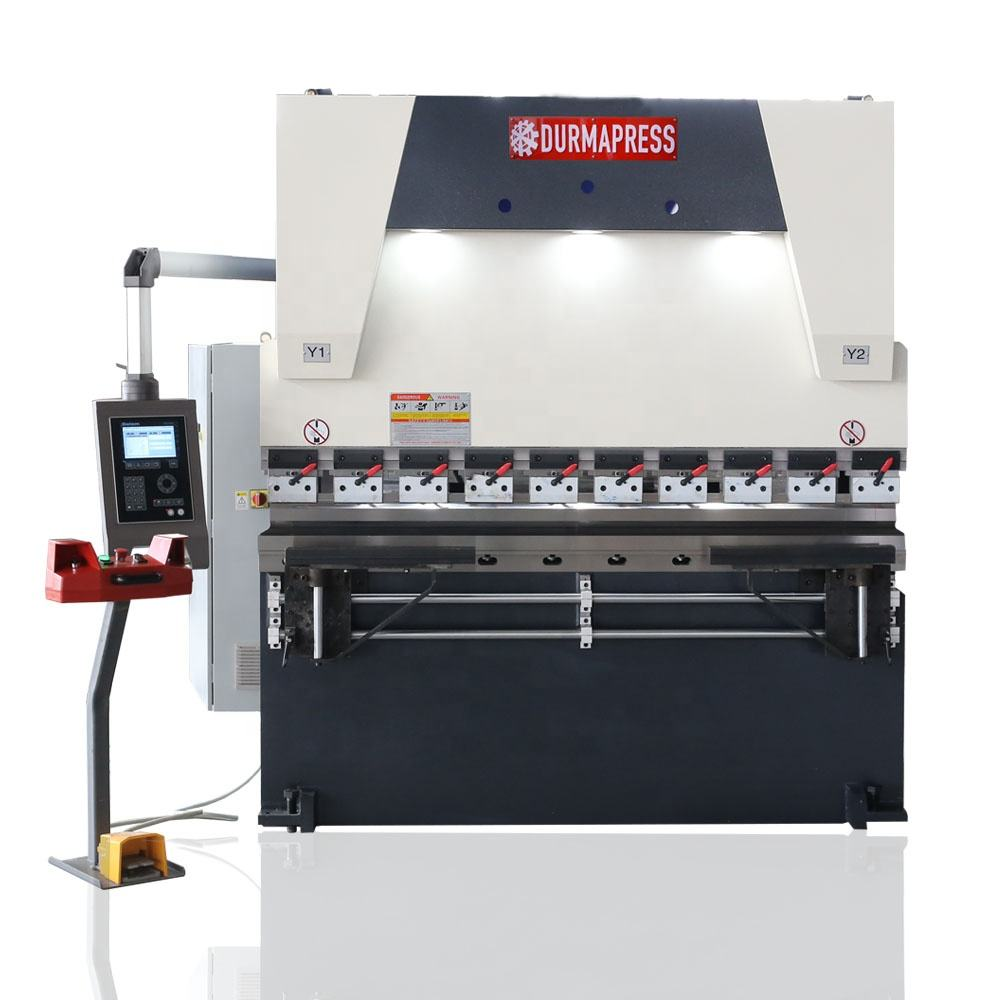 Durmapres high-performing hydraulic press brake machine with sound and reliable after-sale service