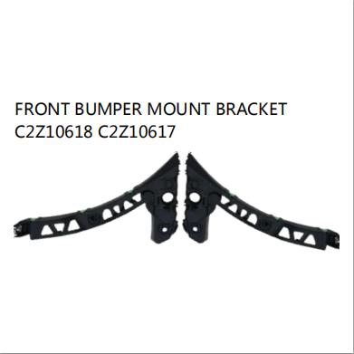 New Front Bumper Mount Bracket For JAGUAR XF 2009-2011 XFR 2010 2011 Driver Side