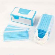 medical and surgical cotton disposable mask non woven fiber face mask