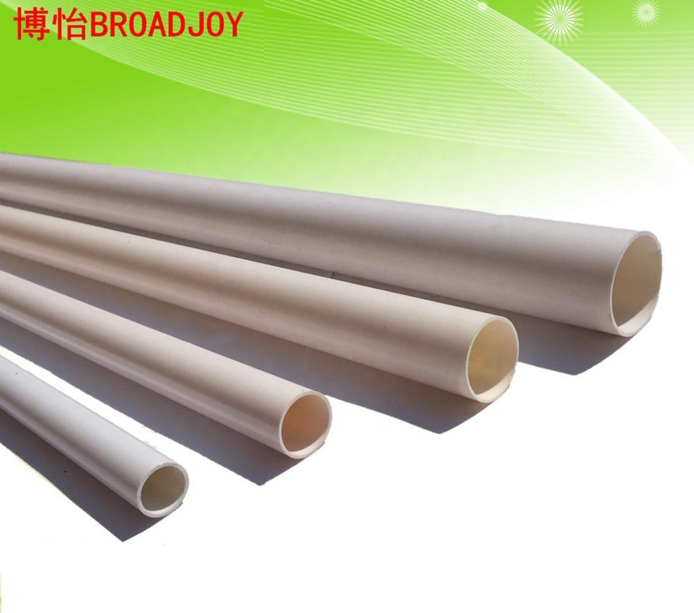 PVC Electrical Cable Protector pipes conduits
