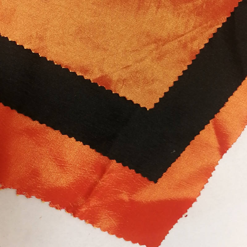 Factory Polyester Cationic Two Tones Big Broad Wide 240Cm To 300Cm 63D(75D)*150D Bicolor Hometextile Curtain Taffeta Fabric