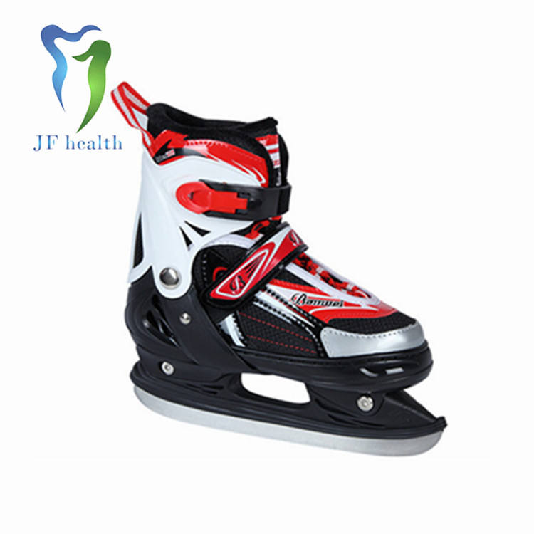 High quality and low price comfortable skating shoes adjustable figure roller skates shoes for wholesale