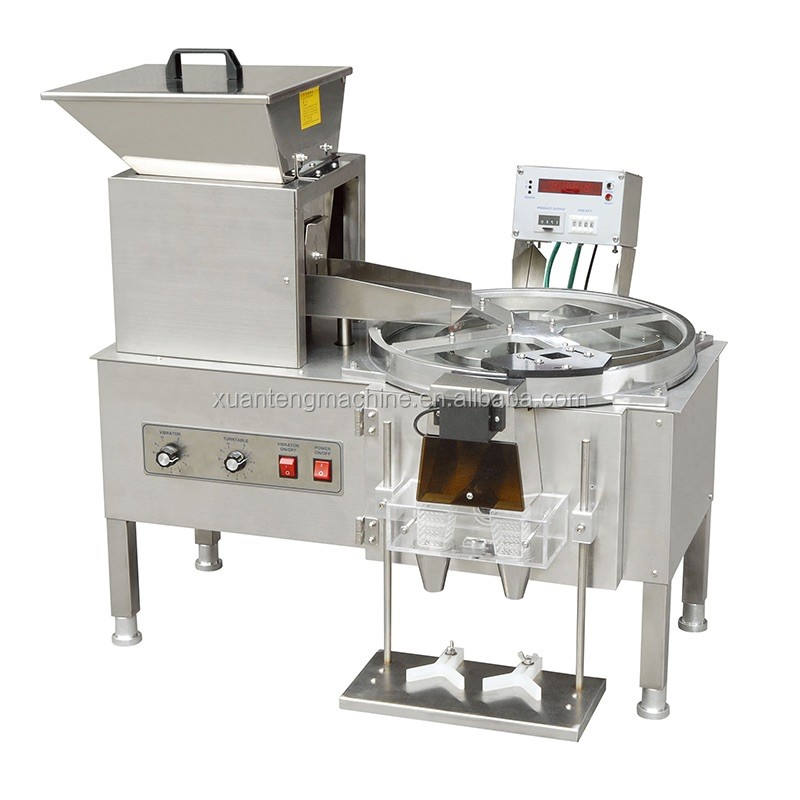 YL-2 The Most Popular Reliable Quality mini counting filler machine