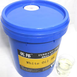 NO.5 Industry Grade White Mineral oil High Purity White Paraffin Oil