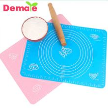 Factory Customized Size Baking Oven Mat Non-stick Baking Mat Silicone