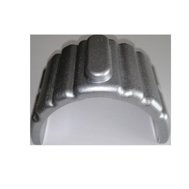 Conception personnalisée CNC chrome acrylique coulée moule