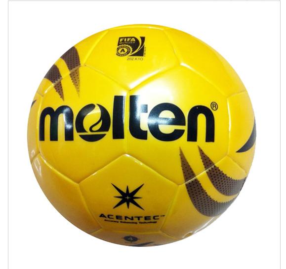 pelote de balle de futsal personnalisé de haute qualité taille intérieure 4 TPU stratifié balle de futsal à faible rebond