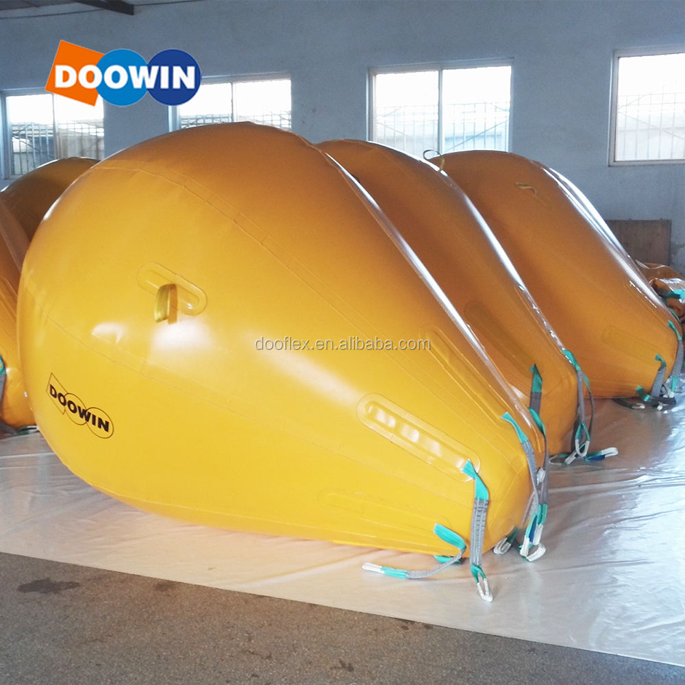 Underwater Parachute Type Open Bottom Lifting Bags IMCA D016