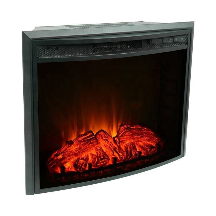 1500W english style fireplace with control board