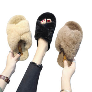 High Quality New Summer Plush Women Slipper Fashion Open Toe Sexy Casual Slipper Flip Flops Women Slippers