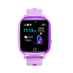 Gps kids security watch Multilingual waterproof smartwatch for IOS for android Q13, Baby tracker watch phone