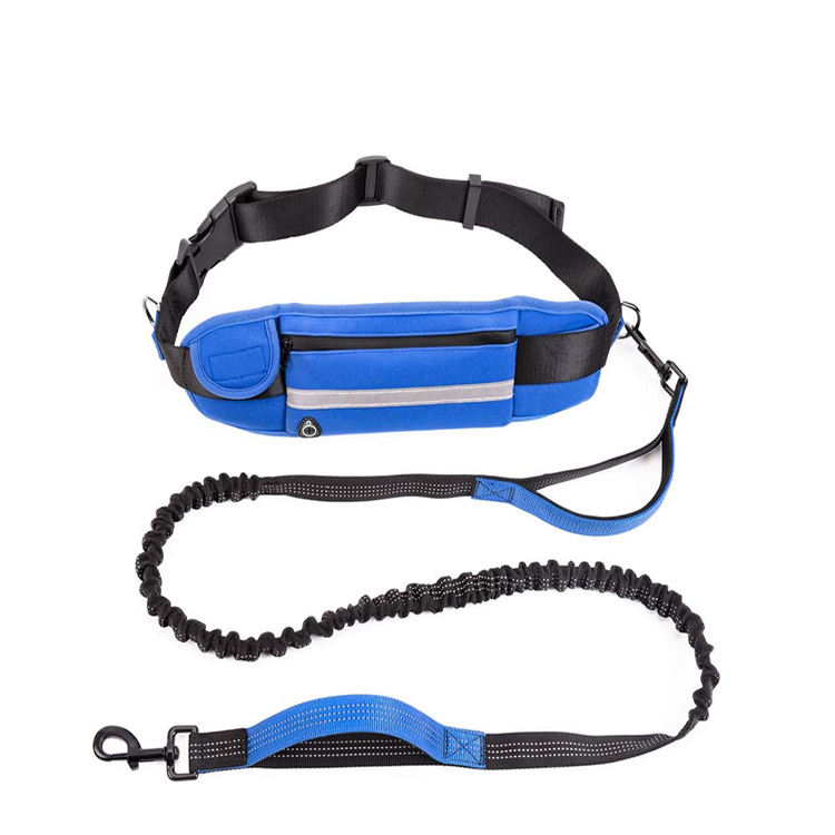 Phản Quang Hands Free Pet Dog Leash Dog Eo <span class=keywords><strong>Túi</strong></span>