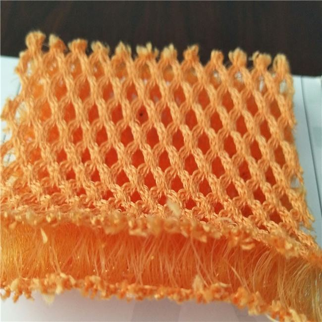 100 polyester 3d knitted spacer air mesh fabric