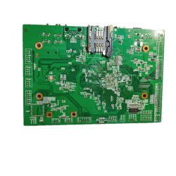 Electronic Pcb Shenzhen Heart Silk Copper Ceramic Layer Surface Finish Board Material Origin Type
