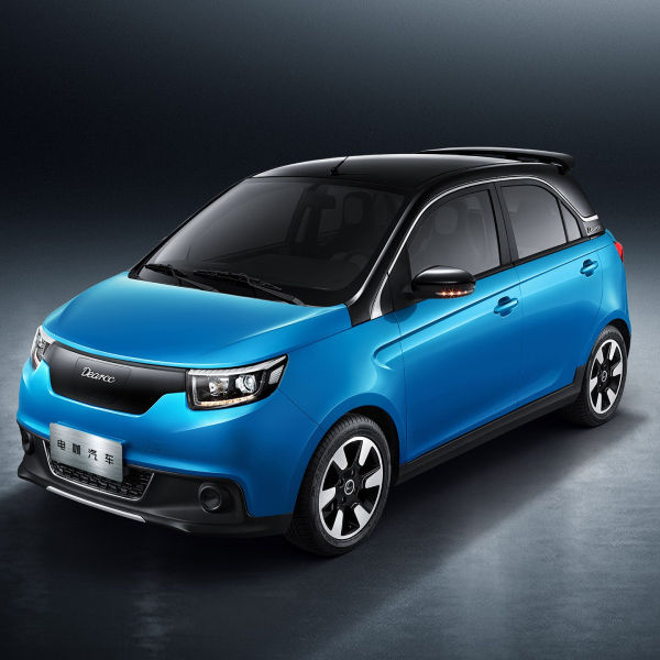 cheap LHD automatic electric car range 500km luxury for europe
