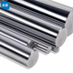 Cold Drawn Chrome Plated Round Bar China Supplier 6-600mm C45 1045 4140Carbon Steel Rod Steel Bar Chrome Plated Mild Steel Round Bar Price