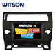 WITSON Quad-Core Android 10.0 Car DVD Multimedia Player For CITROEN C4 Car DVD GPS Navigation