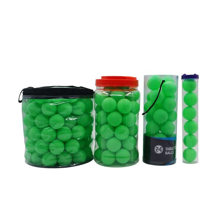 Different Colors Beer Pong 40mm Ping Pong Table Tennis Ball