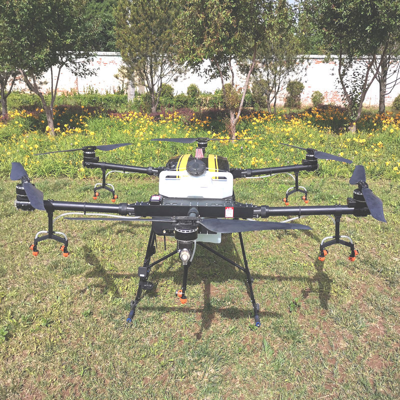 Gasoline engine powered long-time flight agricultural pesticide spraying uav drone agriculture drone