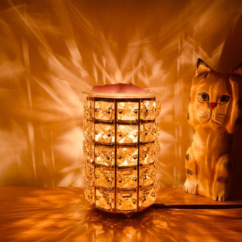 HOT SELLING Crystal Electric Wax Melt Oil Burner