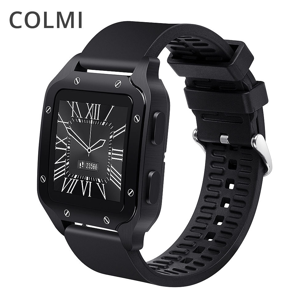 COLMI LAND2 NRF52832 Bracelet Fitness Track Waterproof Relojes Inteligentes BT 4.0 Smart Watch 2020 Phone Android