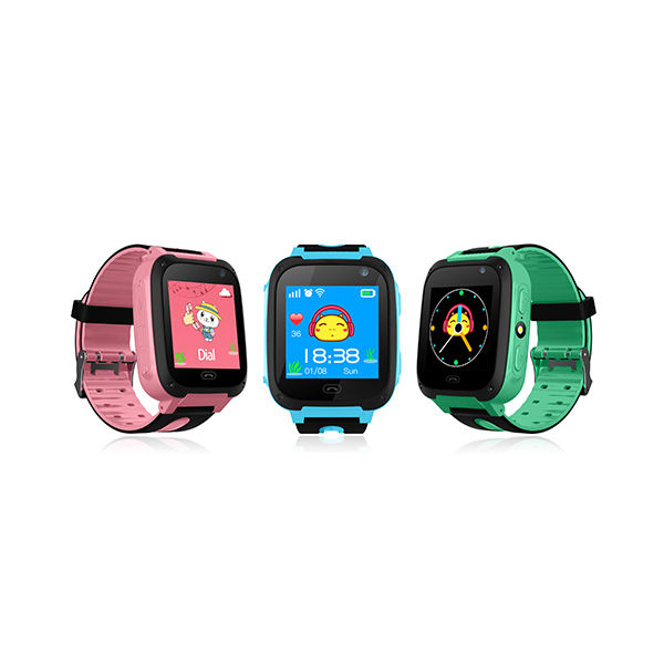 Q9 GPS SOS Touchscreen Kind Smartwatch Armband für Kinder Handy