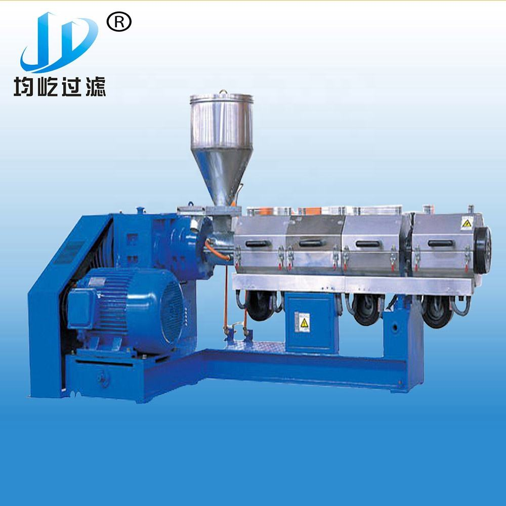 China PP/PE/ABS /HDPE Single Screw Extruder Recycling Plastic Machine