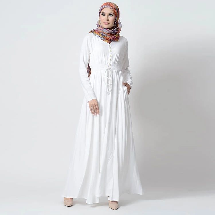 New Arrival kaftan Dubai Fancy Kaftan Abaya Ladies Wholesale Maxi Muslim Dress