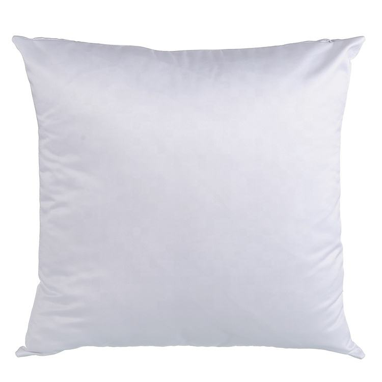 high quality stain plain blank sublimation pillow case