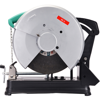 355mm cut off machine chop saw DCA power tools