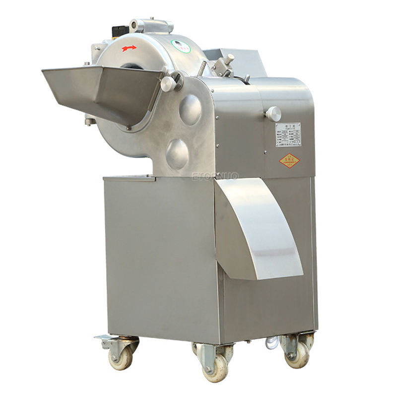 New Type Industrial Commercial Onion Dicer Machine