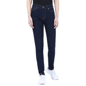 women's slim jean comfy classic jeans mid-rise pull-on skinny stretch denim skinny jeans