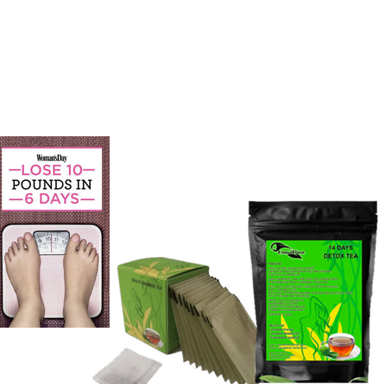 Eternal Elinor customize your own brand slimming tea bag