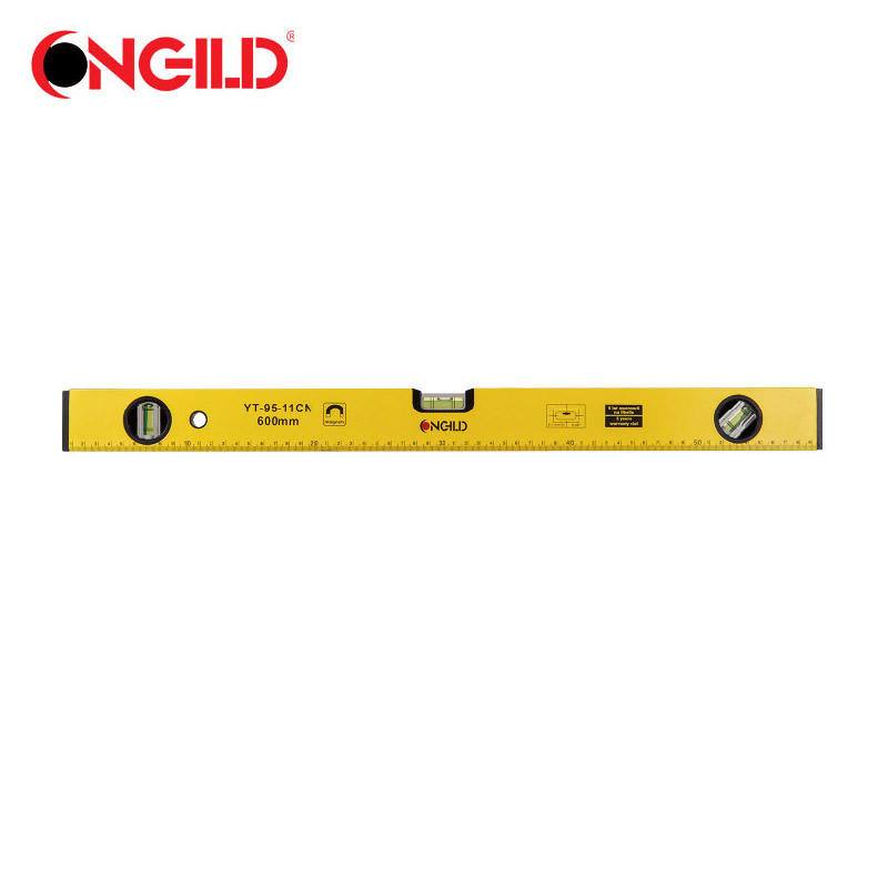 cheap promotion type aluminium material spirit level