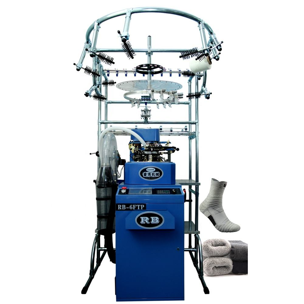computerized automatic socks making knitting machine price for sale