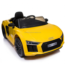 2017 Zhejiang Jiajia Ride-on Children's New AUDI R8 Spyder Electric Licensed Ride on Car