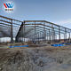 China Directly Factory Prefabricated Steel Frame Structure Warehouse Prices