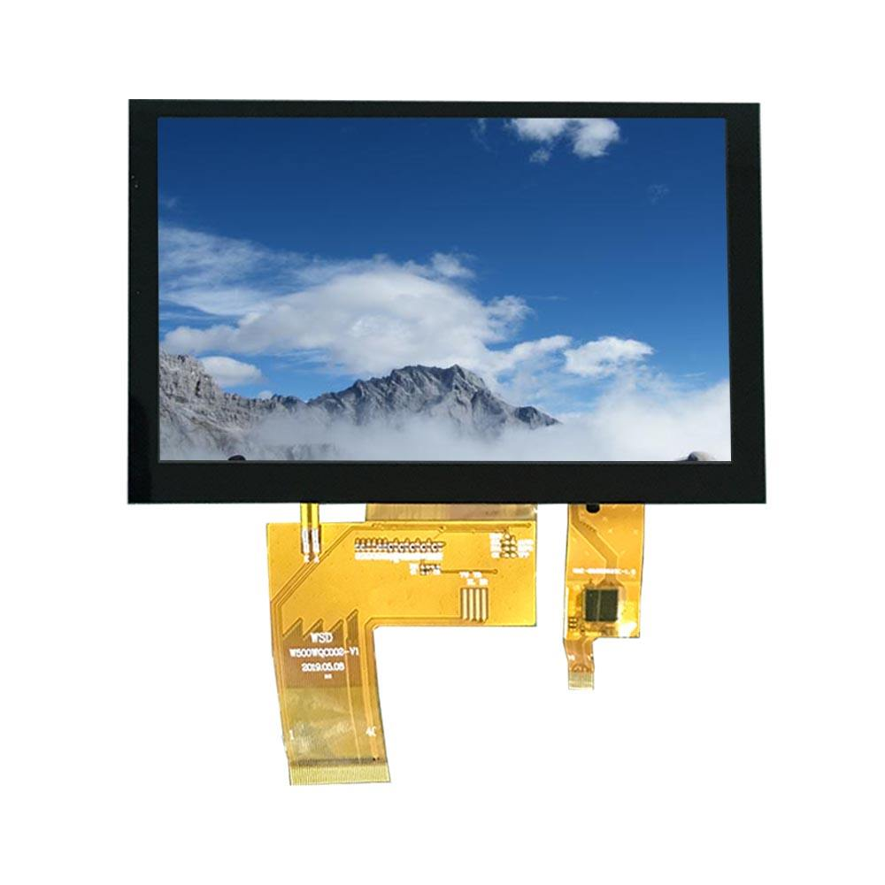 """4.8/"""" 800*480 Samsung high-definition LCD screen LTE480WV-F01"""