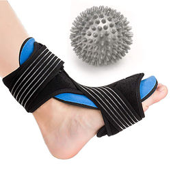 High compression Brace for Ankle Sprain Heel Pain Recovery Ankle Support Sleeve Wrap