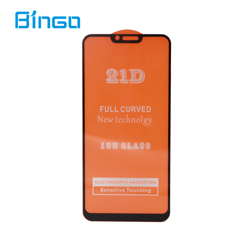 21D tempered glass for iphone 11 Newest Hot Sell product screen protector Film 0.33mm