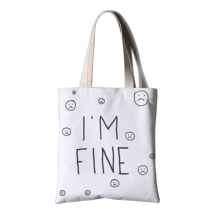 Sacchetti di tela Tote Con Stampa Personalizzata Logo Stampa Personalizzata Sacchetto di Cotone Con Coulisse African American Art Oem In Bianco Shopping
