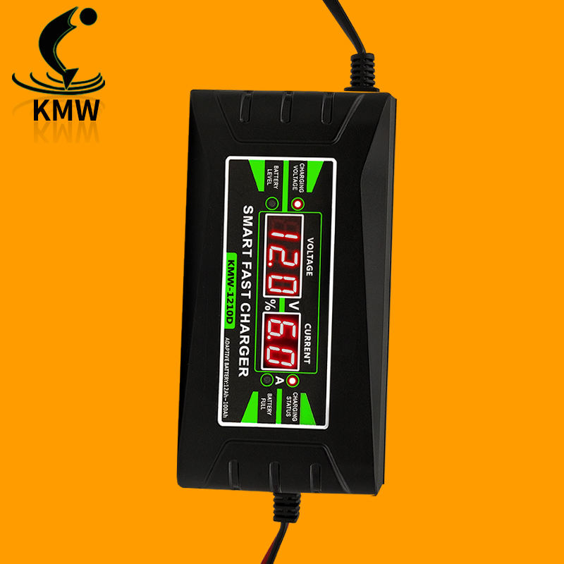lead acid battery pulse automotive car battery charger