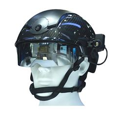 KC N901 Smart Helmet KCwearable Body Temperature Measurement AI professional Manufacturer