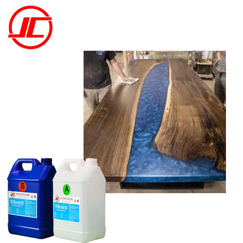 Modified Epoxy Resin Hardener for Epoxy Resin Crystal Clear Countertops with Bulk Epoxy Resin