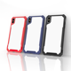 2020 New Arrival for iphone xs max case soft tpu Colorful frame transparent drop proof mobile back cover