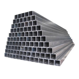 High Quality Hot-dipped Galvanized Square and Rectangular Steel Pipes and Tubes